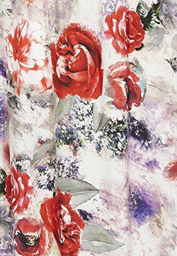 APART Fashion 23794 - Robe - Femme Multicolore - Mehrfarbig (multicolor)