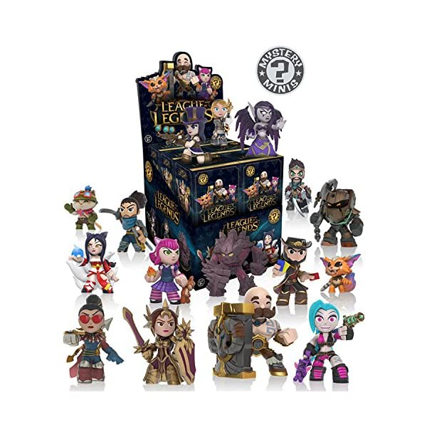 Figura Mystery Minis League of Legends 2