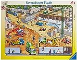 Ravensburger 06678 In cantiere- Puzzle incorniciato