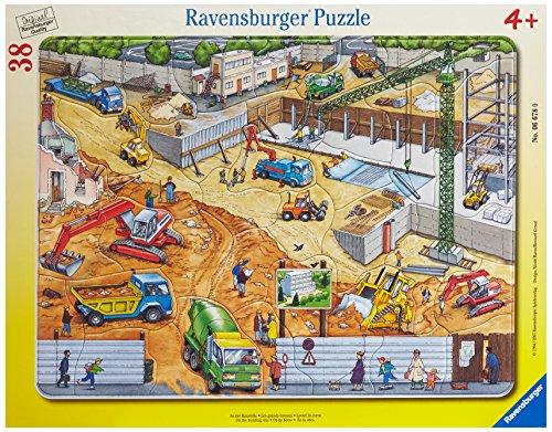 Ravensburger Baustelle