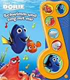 Findet Dorie - Liederbuch mit Sound - Pappbilderbuch mit 6 Melodien - Buch zum Film