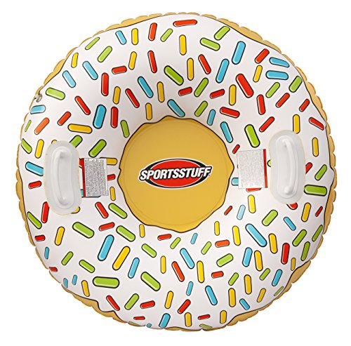 SPORTSSTUFF Donut Snow Tube, Multi
