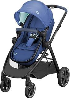 Silberrahmen Blau Maxi-Cosi Zelia Kinderwagen