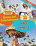 Comparing Countries: Games and Entertainment (English/Arabic) (Dual Language Learners, Band 6)