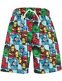 Marvel Comics - Bañador para niño - Avengers