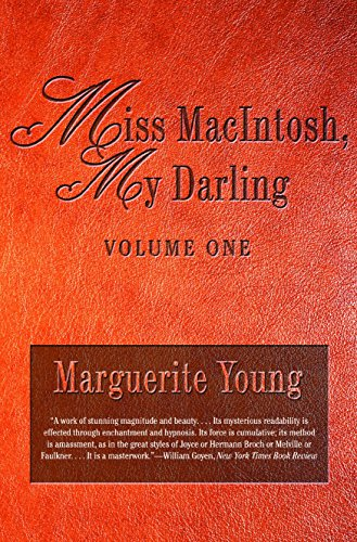 Miss Young Marguerite Macintosh (Miss Macintosh: Vol 1 (Miss Macintosh, My Darling) by Marguerite Young (1-Nov-1992) Paperback)