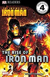 DK Readers L4: The Invincible Iron Man: The Rise of Iron Man by Teitlebaum, Michael (2010) Paperback