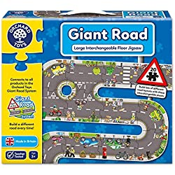 Orchard Toys Giant Road