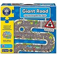 Orchard_Toys - Puzzle gigante con diseño de carretera