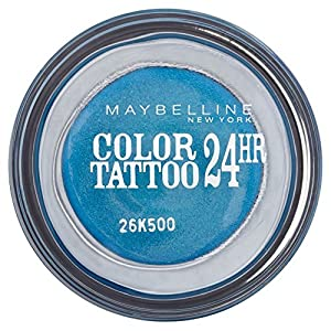 Maybelline Eye Studio Color Tattoo 24hr Eye Shadow - Turquoise Forever