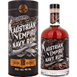 Austrian Empire Navy Rum Solera Blended 18 Years Old GB 40,00% 0.7 l.