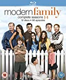Modern Family - Season 1-4 [Blu-ray]