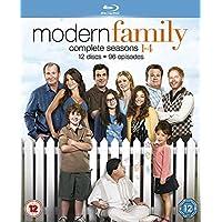 Modern Family - Season 1-4
