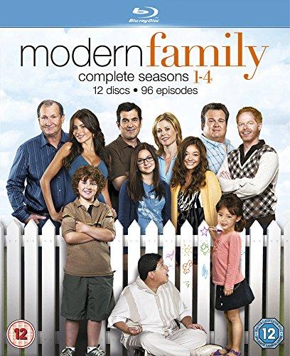 Modern Family - Seasons 1-4 [Blu-ray]