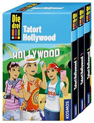 Die drei !!! Tatort Hollywood  Teil 3 Der Juwelenraub