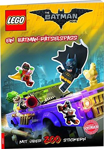 Preisvergleich Produktbild The LEGO® Batman Movie. Ein Batman™-Rätselspaß