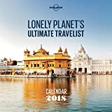 Lonely Planet Ultimate Travel Wall Calendar 2018 [AU/UK]