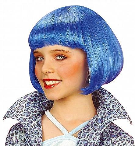 Perücke Jenny Jazz blau (Jenny Halloween-kostüm)