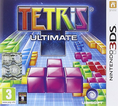 3DS TETRIS ULTIMATE