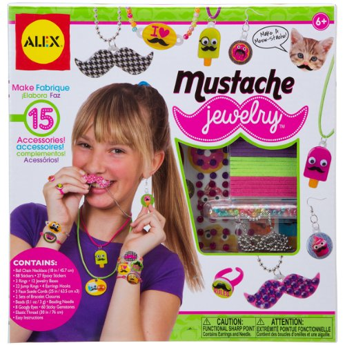 Alex Toys Yourself tragen Schnurrbart Kit
