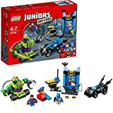 LEGO 10724 Juniors Batman and Superman Vs Lex Luthor Construction Set – Multi-Coloured