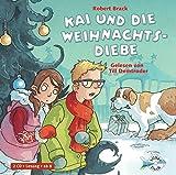 Kai und die Weihnachtsdiebe: 2 CDs