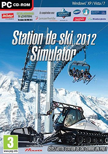 Station de ski Simulator 2012