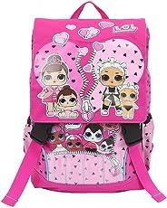 Giochi Preziosi 8056379058182 Multi backpack - Backpacks (Multi, Image, Women, Front pocket, Side release buckle, Zipper, 290 mm)