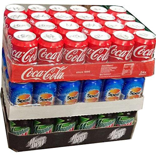 coca-cola-original-spezi-mountain-dew-classic-je-24-x-033l-dose-xxl-paket-72-dosen-gesamt