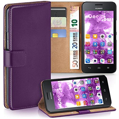 Cover OneFlow per Huawei Ascend Y330 Custodia con scomparti documenti