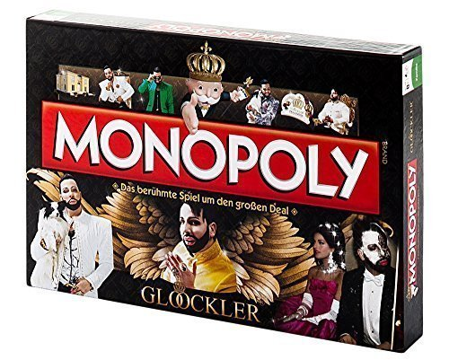 Harald Glööckler 43850 – Monopoly Special Edition