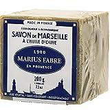 Marius Fabre 'Lavoir' Sapone di Marsiglia 'Cubo' Olio di Oliva 200g
