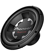 Pioneer Champion TS-W120D4 12-inch Dual Voice Coil Subwoofer (Black)