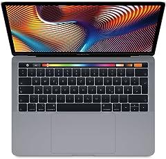 "Apple Macbook Pro, 13,3"" Display, Touchbar, Intel Quad-Core i5 2,3 GHz, 256 GB SSD, 8 GB RAM, 2018, Space Grau"