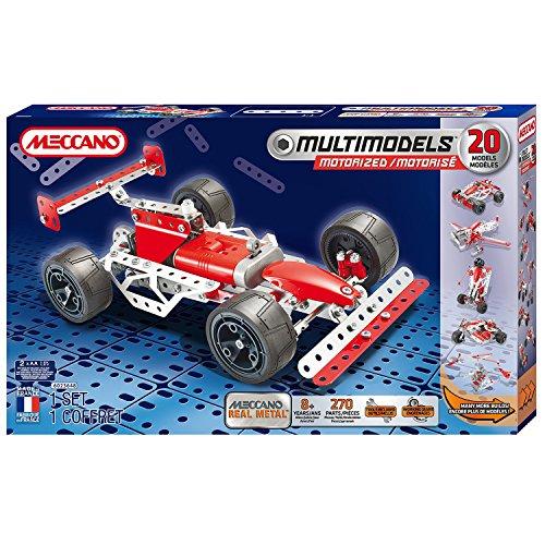 Meccano 6023648 - Juego de construcción para niños [Importado]