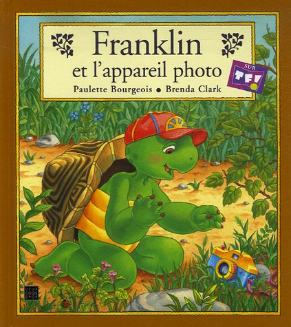 Franklin : Franklin et l'appareil photo