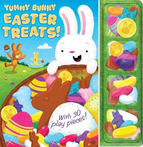 Yummy Bunny Easter Treats! - Yummy Bunny