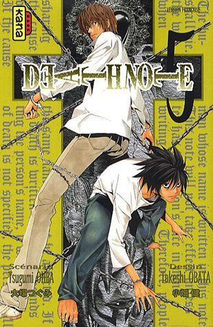 Death Note Edition simple Tome 5