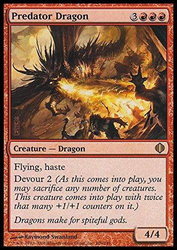 Magic: the Gathering - Predator Dragon - Shards of Alara