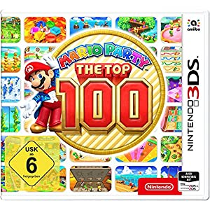 Mario Party: The Top 100 – [Nintendo 3DS]