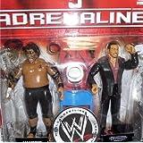 WWE Adrenaline Series 22 Armando Alejandro Estrada Vs. Umaga by Jakks