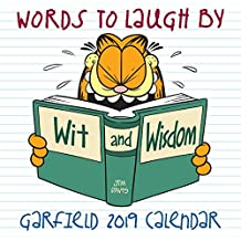 Garfield 2019 Calendar: Words to Laugh by