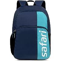 Safari Spartan 21 Ltrs Water Resistant Backpack - Blue, S (SPARTAN19CBBLU)