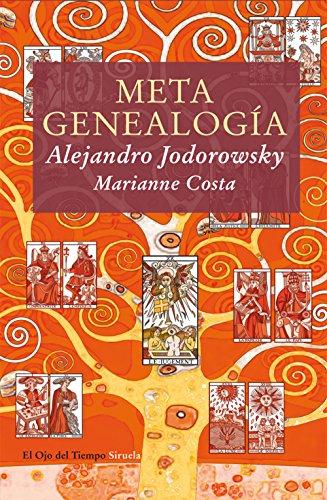 Metagenealogía (El Ojo del Tiempo) por Alejandro Jodorowsky
