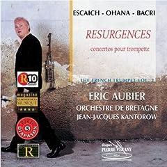 R�surgences: Concerto pour trompette & orchestre