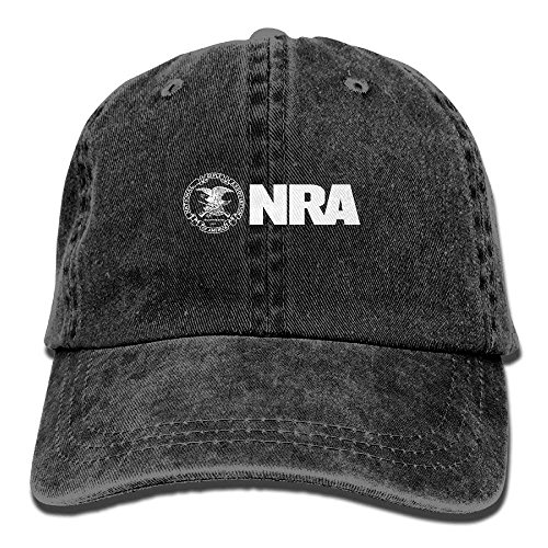 CrownLiny NRA National Rifle Association Unisex Adult Adjustable Retro Dad Cap