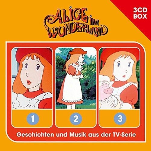Alice im Wunderland-3cd-Hrspielbox (Tv-alice Im Wunderland)