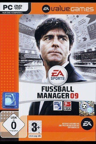 EA Sports Fussball Manager 2009 Value Games