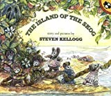The Island of the Skog (Picture Puffins) by Kellogg, Steven (1993) Paperback