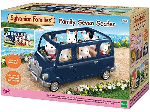 sylvanian-families-2003-mobilier-de-poupee-monospace-7-places